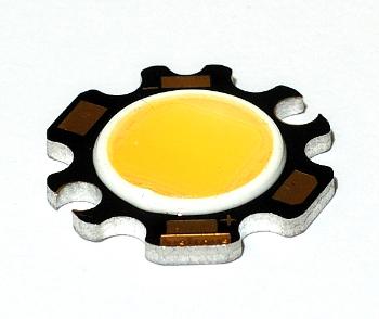 GOLDEN  LEDs -10W-warm white