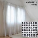 EMF защитна тъкан  HF ST-Naturell – 40 dB