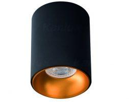 RITI GU10 W/G (27570) – LED лунa-цилиндър за открит монтаж
