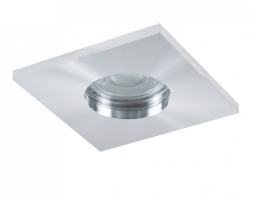 304-S CHROME -LED LIGHT RING RECESSED, IP44