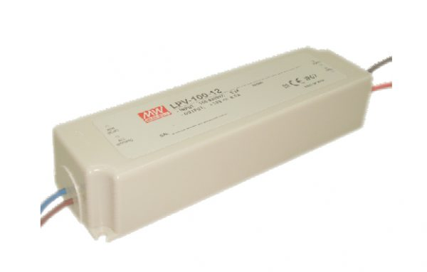 LED DRIVER MEANWELL:  LPV-100-24