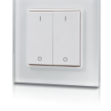 Wall dimmer AM 2801K2 -2 Zones