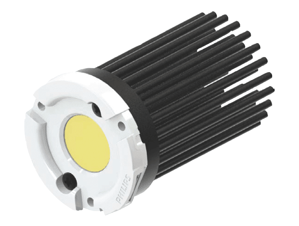 LPF4768-ZHP Pin Fin LED Cooler ø47mm