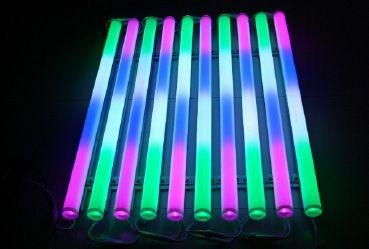 Светодиодни тръби - пълноцветни