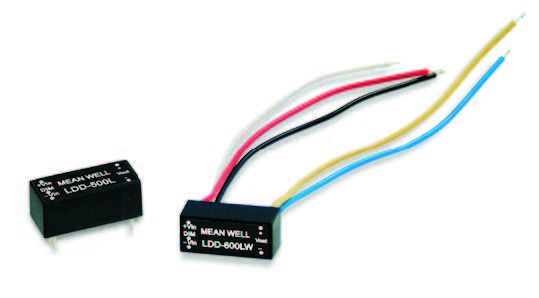 MEANWELL LED DRIVERS: LDD-L