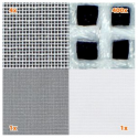 EMF защитна тъкан  HF  ST-Voile -36 dB