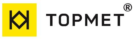 TOPMET logo