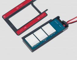 АМ-012B : LED тъч димер за огледало с димиране