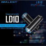 LED фенер IMALENT LD10